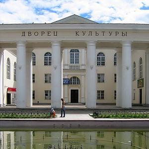 Дворцы и дома культуры Золотухино