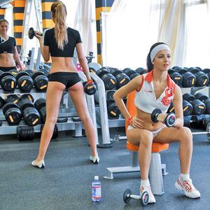 Фитнес-клубы Золотухино