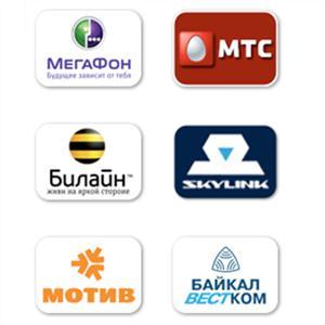 Операторы сотовой связи Золотухино