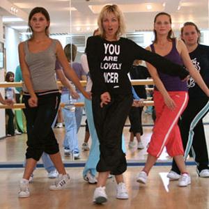 Школы танцев Золотухино