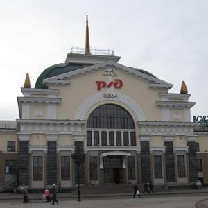 Железнодорожные вокзалы Золотухино